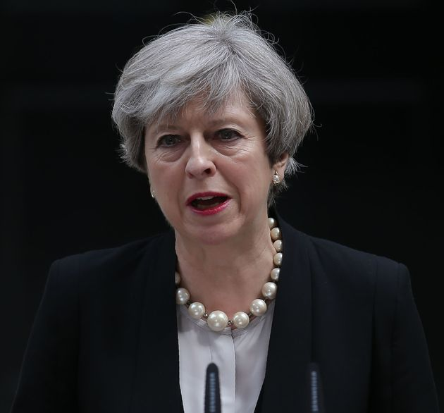 Manchester Bombing: Theresa May Condemns 'Sickening Cowardice' Of