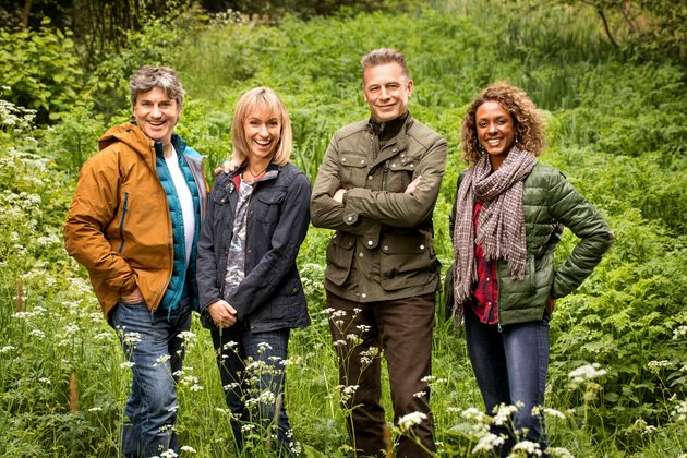 Chris Packham joins fellow 'Springwatch' presenters for another season from next