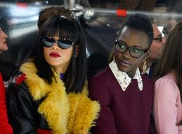 Rihanna And Lupita Nyong'o Are Making Our Dreams Come True By Actually Starring In A Buddy Movie Together