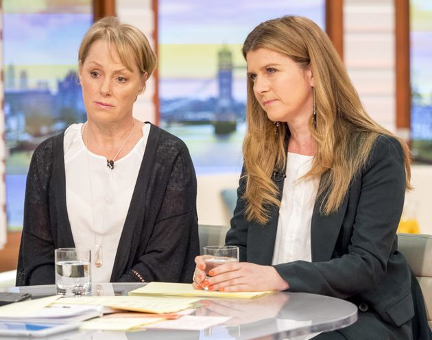 Sally and Connie shut down Piers Morgan during the