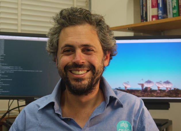 CSIRO's Dr Keith