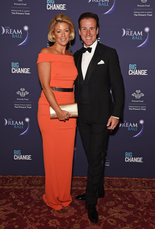 Anton Du Beke has married girlfriend Hannah