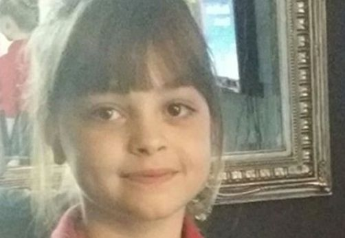 Saffie Rose Roussos was just eight years