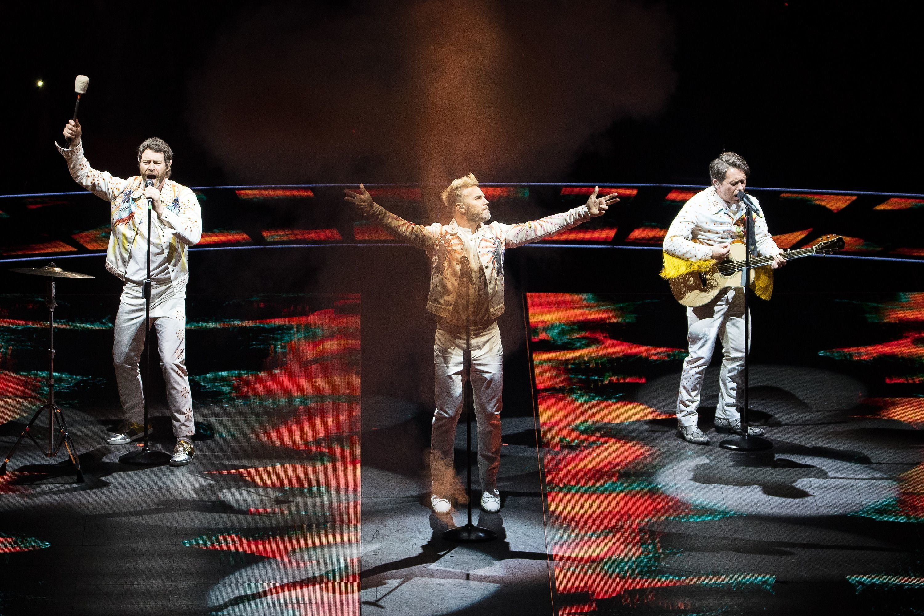 Take That Postpone Liverpool Concert 'Out Of Respect' For Manchester Bombing