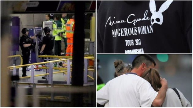 Monday night's attack targeted children and young people attending a pop concert in Manchester, northern
