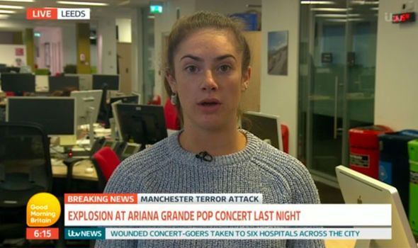 Emmerdale's Isabel Hodgins Speaks Of Horror, After Being Caught Up In Manchester
