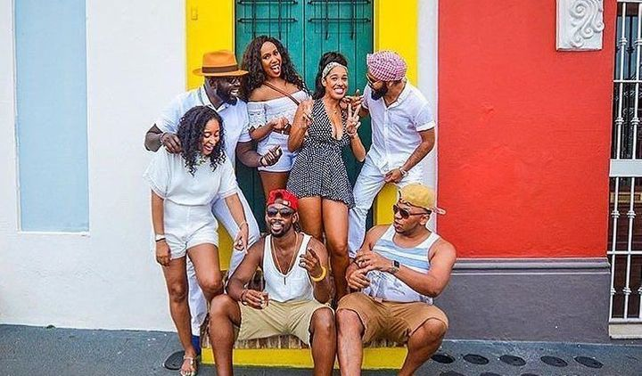 <p>Black people creating their own travel movements.</p>