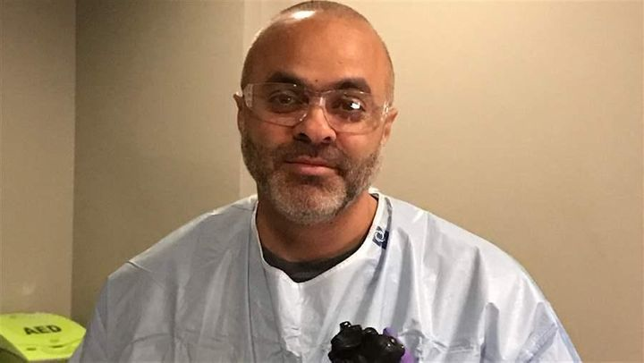 Dr. Fadel Nammour obtained an H-1B visa in 2002, enabling him to move to Fargo, North Dakota, where he operates a gastroenter