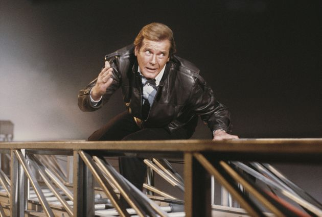 Sir Roger Moore: A Life In