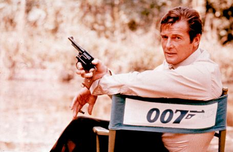 How Roger Moore Made 007 His Own, In These Hit James Bond Films