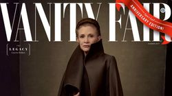 Vanity Fair Pays Homage To Carrie Fisher With 'Star Wars: The Last Jedi'