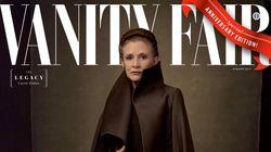'Vanity Fair' homenajea a Carrie Fisher con una serie de portadas de 'Star Wars: El último