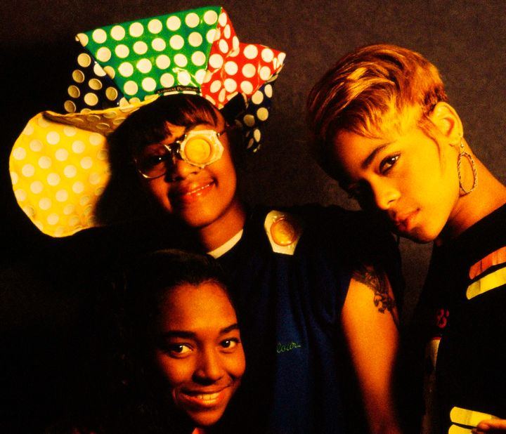 Tlc Reveals Why We Saw Them Rocking Condoms Way Back When Huffpost