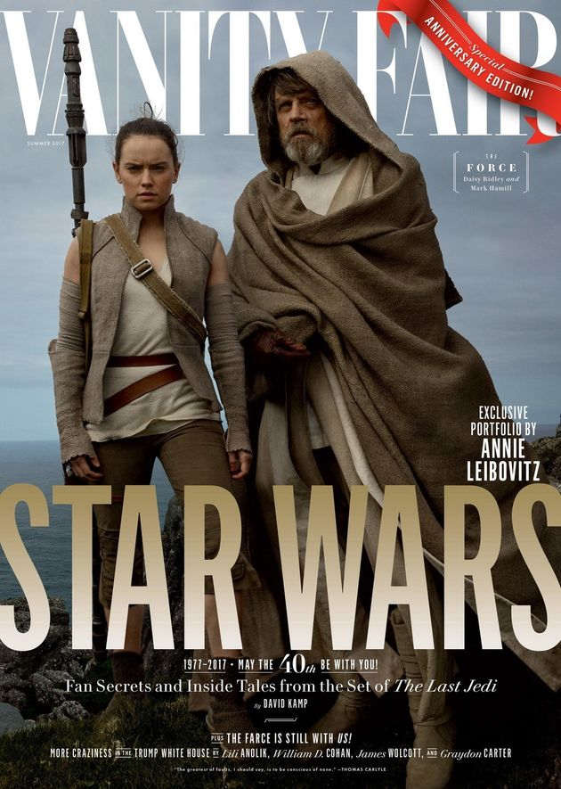 Rey and Luke Skywalker's relationship will be explored in 'The Last