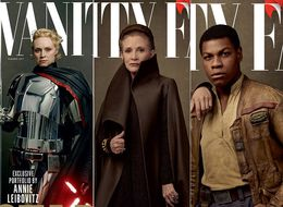 Vanity Fair Unveils Four Stunning 'Star Wars' Covers