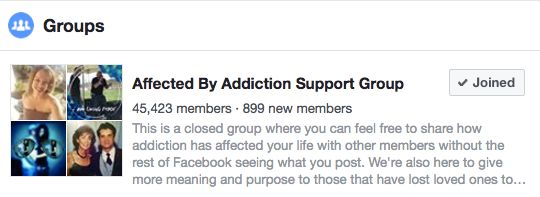 In just a few months, the Facebook group has grown to over 45,000 members.