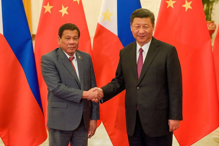 Rodrigo Duterte has the opportunity to shape his foreign policy choices in relation to the two competing global powers.