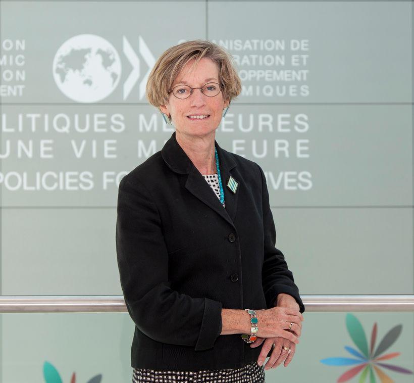 Catherine L. Mann, OECD Chief Economist