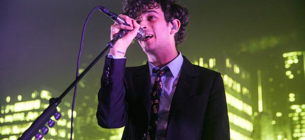The 1975's Matty Healy Launches Impassioned On-Stage Speech On Manchester Bombings