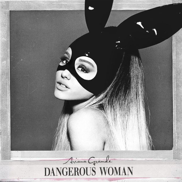 Fans adapted the image from Ariana's 'Dangerous Woman'