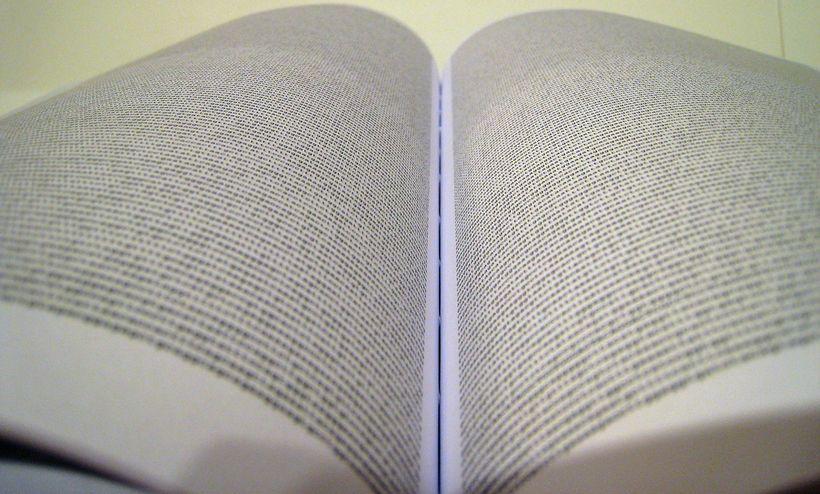 The human genome printed.