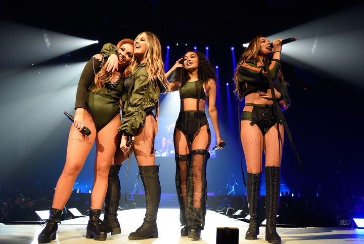 Little Mix opens the 'Dangerous Woman' Tour in Phoenix.
