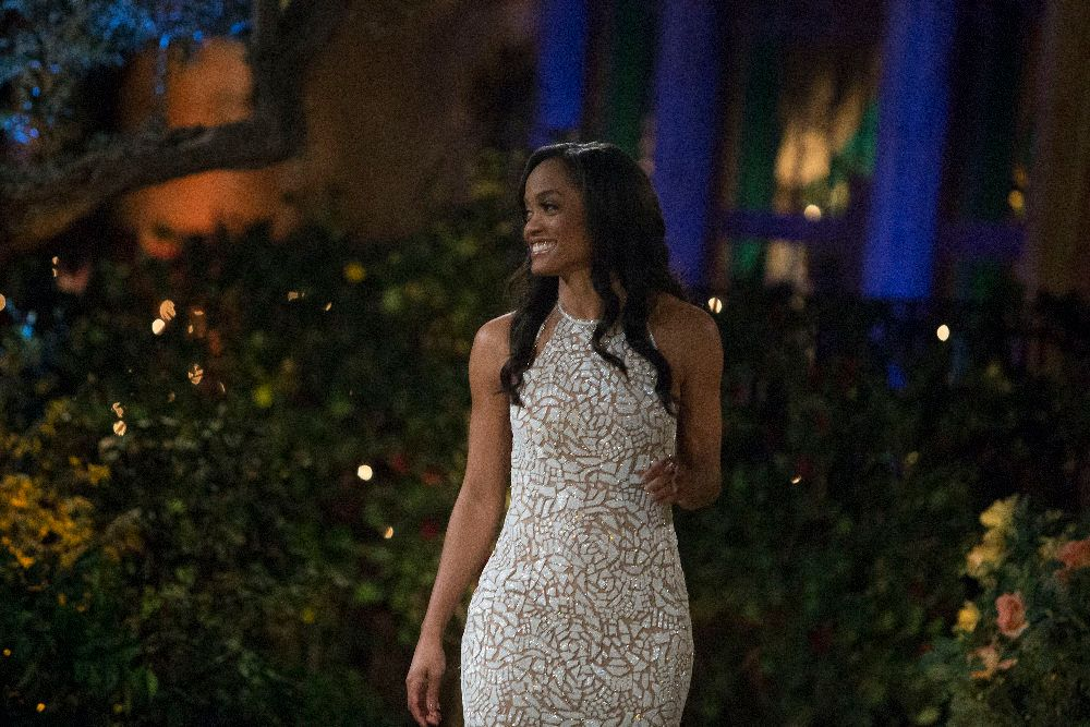 "BACHELORETTE 13 - �Episode 1301� - Accomplished Texas attorney Rachel Lindsay takes a recess from the courtroom to start her search for happily ever after in the 13th edition of ABC's hit series, ""The Bachelorette,"" premiering at a special time, MONDAY, MAY 22 (9:01-11:00 p.m. EDT), on The ABC Television Network. (ABC/Paul Hebert)