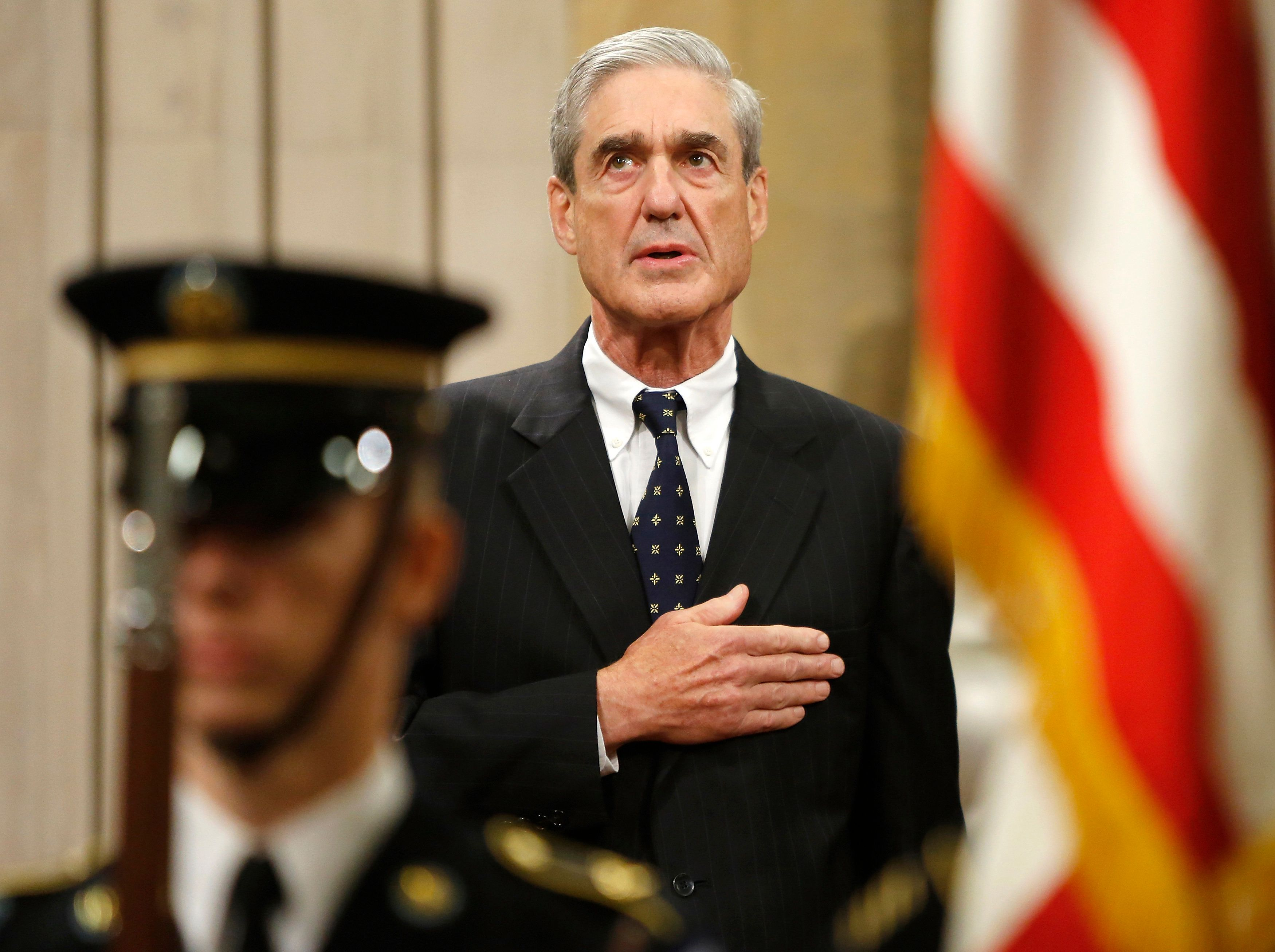 Robert Mueller was appointed as special counsel to lead the investigation into ties between Russia and Trump's associates, bu