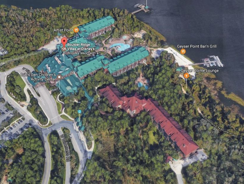 The History Of Disney S Wilderness Lodge Part Four Huffpost