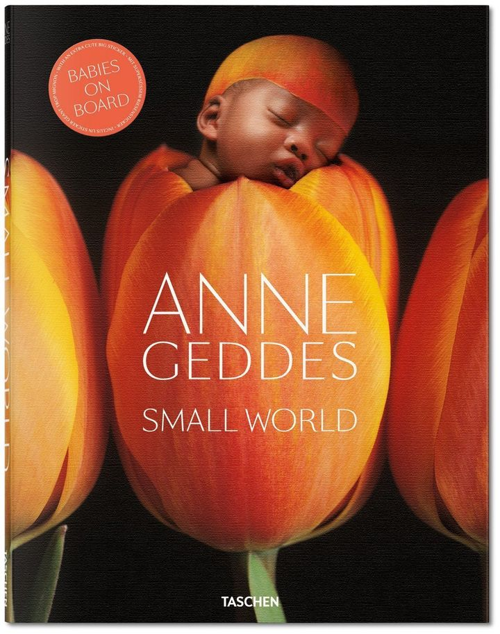 Beloved photographer Anne Geddes revisited her old photos for her new book titled&nbsp;<i>Small World.</i>