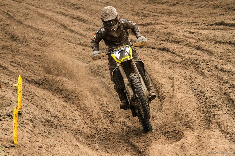 Southwick 2011 was one of the many heroic rides during Dungey's career. Battling through sand, rain and heartbreak, Ryan pass