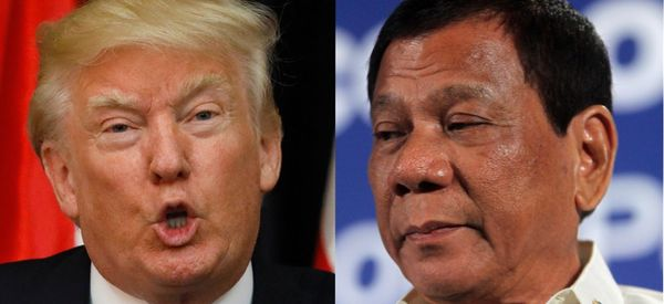 Trump Praised Philippines President Duterte For Drug War That Has Killed 9,000 People
