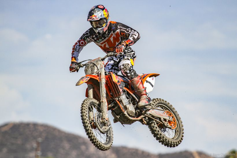 From 2012 through 2017, Ryan Dungey would capture five national titles aboard his Red Bull KTM 450SX-F, becoming one of the m