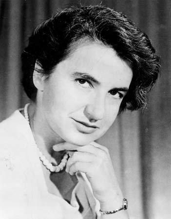 <p>Rosalind Franklin (1920-1958), English Chemist and X-ray Crystallographer</p>
