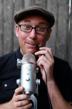 Author Ken Schneck