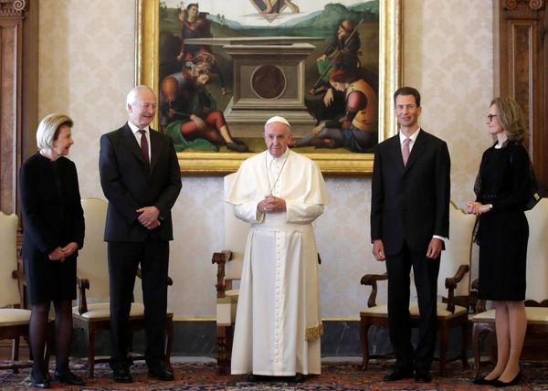 Liechtensteinhas long had a Catholic monarchy, but its female membershave not been giventheprivil&egr