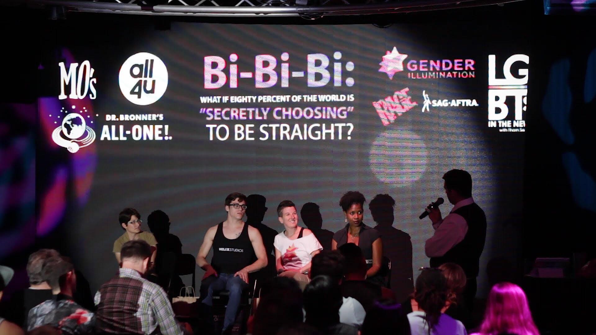 Everyone is secretly bisexual