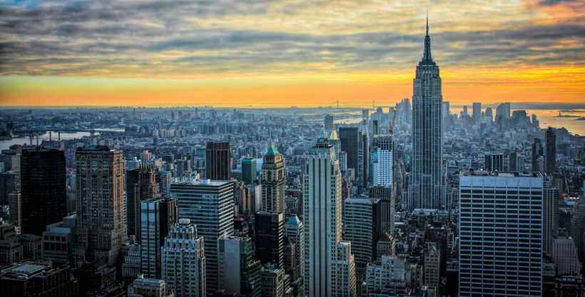 As one of the most financially powerful and economically divided cities in the nation, New York City is a microcosm of the Ne