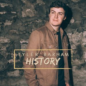 Singer-Songwriter Tyler Barham is Ready to Make 'History' With New