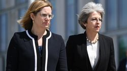 Amber Rudd 'Irritated' At US For Leaking Details Of Manchester