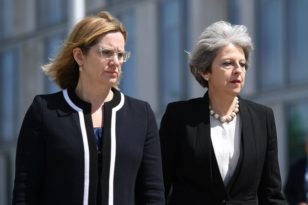 Amber Rudd 'Irritated' At US Officials For Leaking Details Of Manchester