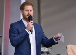 'Mumbly' Prince Harry Leaves Thousands Of German Teens Distraught
