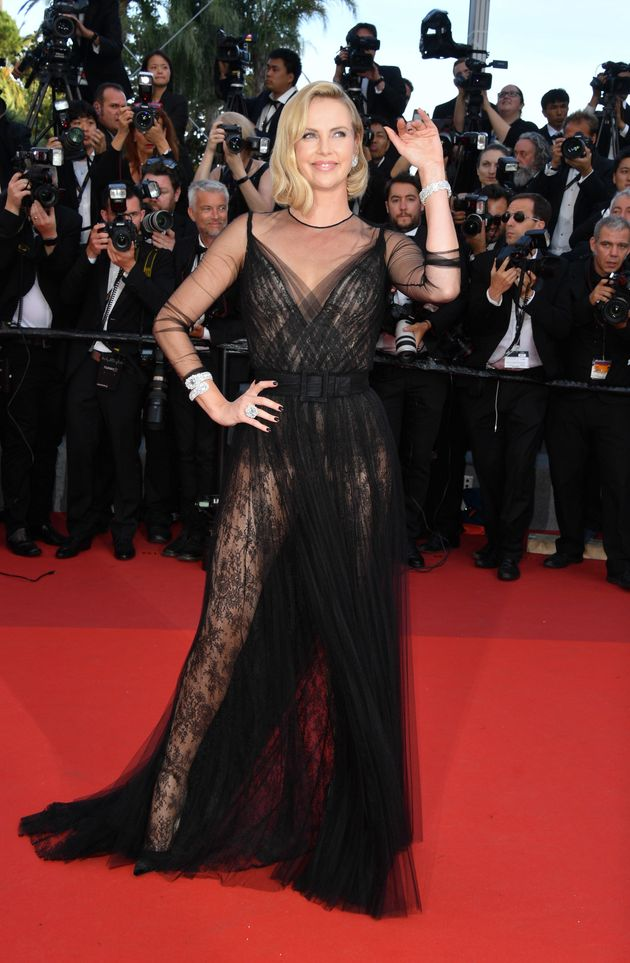 Cannes Film Festival 2017 Dresses: Rita Ora, Charlize ...