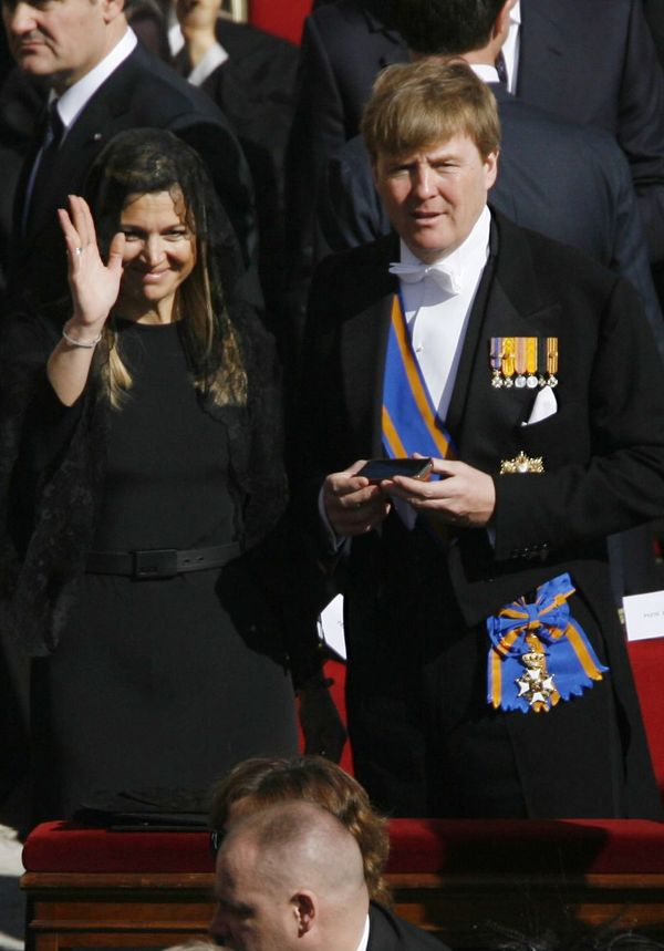 Rules are tricky: QueenMaxima of the Netherlands remained Catholic after her marriage, but the Dutch royal family is pr