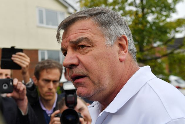 Sam Allardyce stepped down as England manage after just one game in