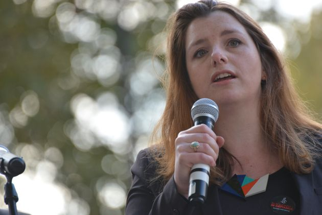 Alison McGovern has spoken at several Spirit of Shankly supporters' union