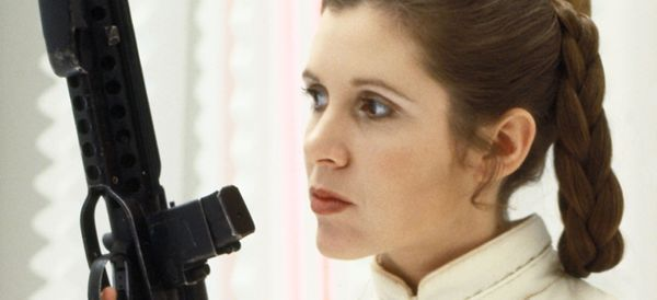 'Star Wars' Boss Reveals 'Episode 9' Should Have Been Leia's Film