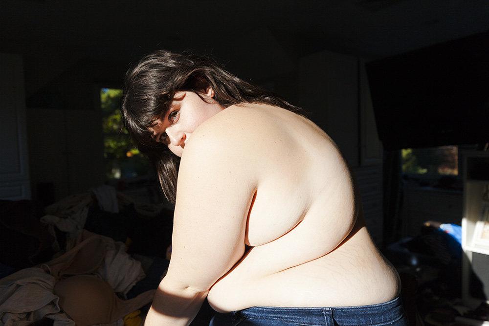 Photographer Caroline Fahey has documented her self-love
