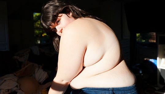 One Woman's Stripped-Down Portraits Reveal A Complex Road To