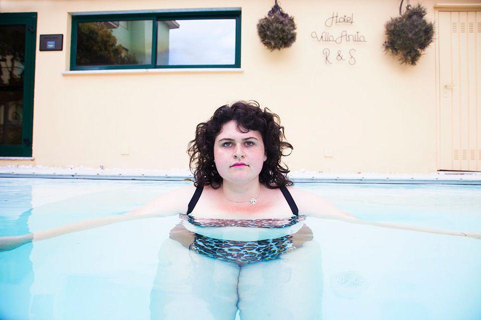 Os retratos honestos de uma mulher revelam quão complexto é o caminho do